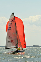 2015 Southern Bay Race Week A 1732