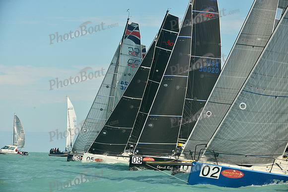2016 Key West Race Week A_1562
