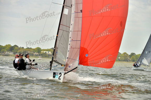 2018 Charleston Race Week A_1308