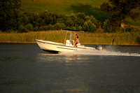 Photography of Cruising Boats and Pleasure Boaters