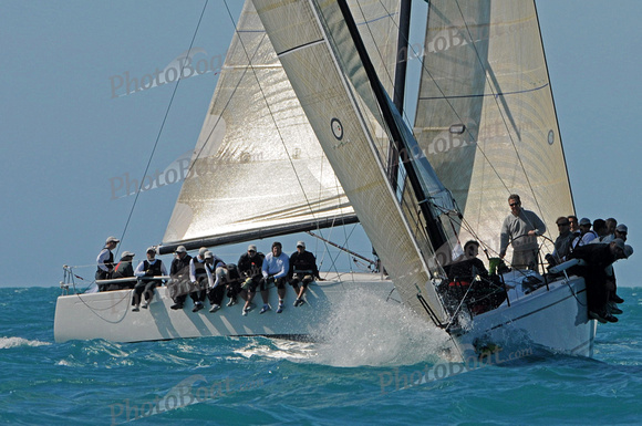 2012 Key West Race Week A 455