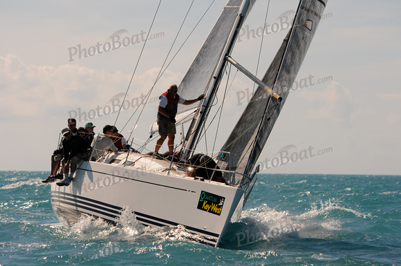 2012 Key West Race Week D 1118