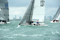 2015 Melges 24 Miami Invitational F 069