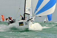 2013 Key West Race Week C 1056