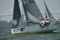 2017 Charleston Race Week B_0522
