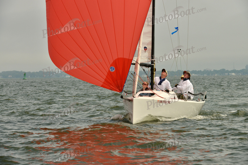 PhotoBoat.com: No Quarter &emdash; 2016 Southern Bay Race Week A_0067