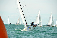 2015 Key West Race Week A 157