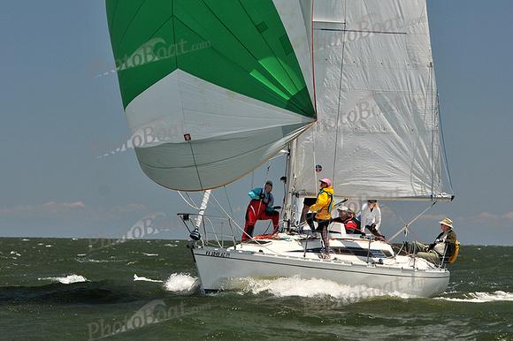 PhotoBoat.com: Schiehallion &emdash; 2014 Southern Bay Race Week C 1273