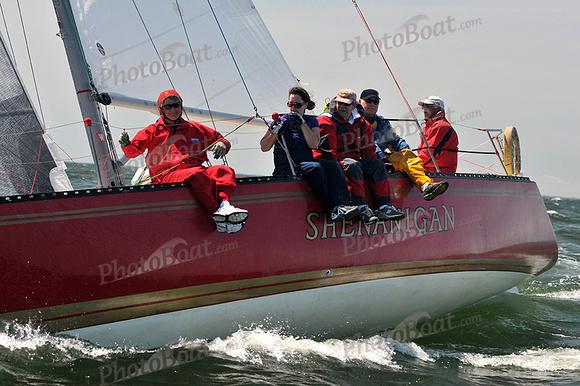 PhotoBoat.com: Shenanigan &emdash; 2014 Southern Bay Race Week C 836