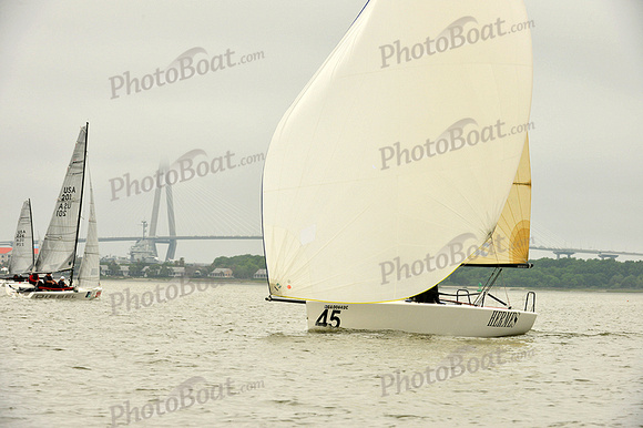 2015 Charleston Race Week A_0663