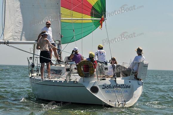 PhotoBoat.com: Schiehallion &emdash; 2013 Southern Bay Race Week C 982