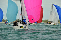2014 Key West Race Week C 1418