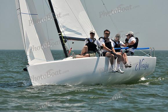 PhotoBoat.com: Nostalgia &emdash; 2013 Southern Bay Race Week C 1532